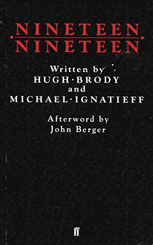 9780571137145: Nineteen Nineteen