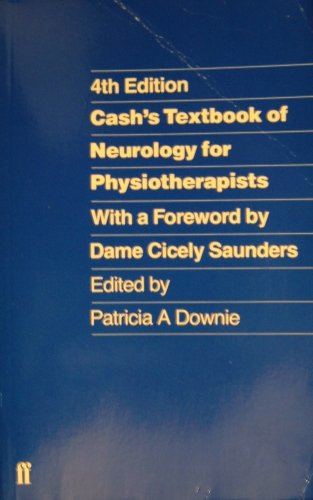 9780571137282: Textbook of Neurology for Physiotherapists