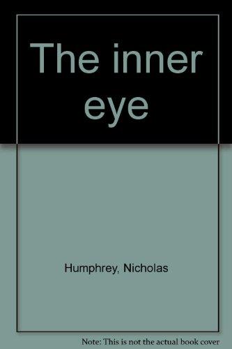 9780571138159: The inner eye