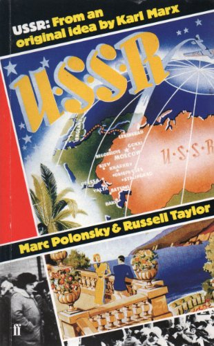 USSR: From an Original Idea by Karl: Polonsky, Marc, Taylor,