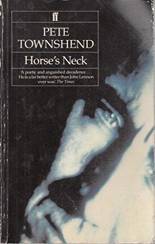 9780571138739: HORSE'S NECK.