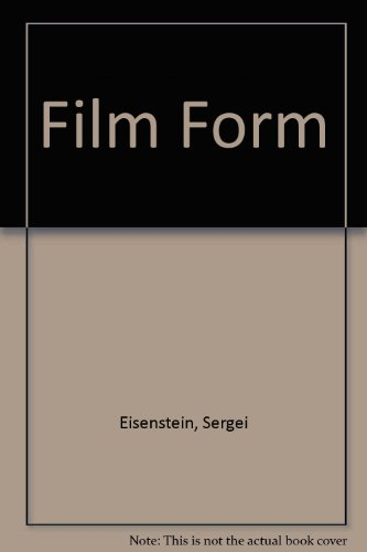 9780571138784: Film Form