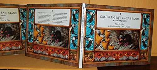 9780571138821: Growltiger's Last Stand and Other Poems