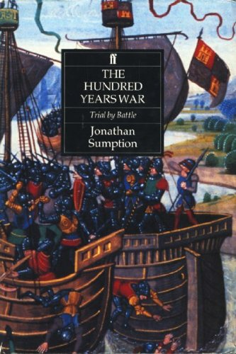 9780571138951: The Hundred Years War: Trial by Battle v. 1
