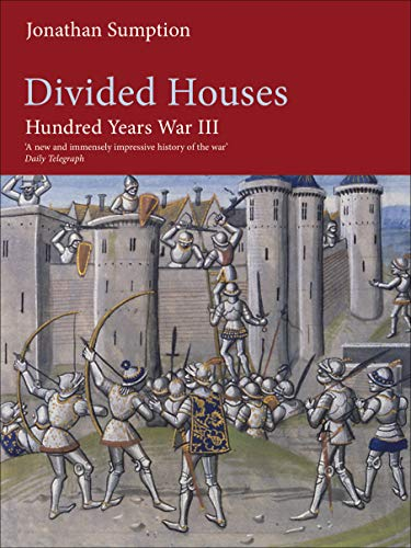 9780571138975: Hundred Years War, Vol. 3: Divided Houses