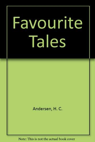Favourite Tales (0571139272) by Hans Christian Andersen