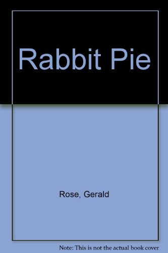 9780571139309: Rabbit Pie
