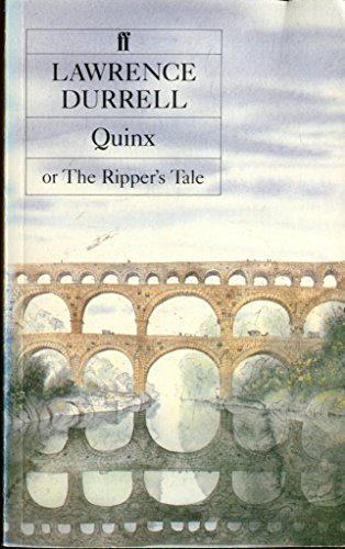 9780571139545: Quinx: Or The Ripper's Tale