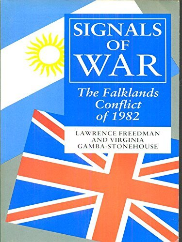 bureaucratic politics and intelligence in the falklands war 1982 essay In 1982, very few people the significant 'little war' share article on facebook share was to warn against intelligence leaks on falklands matters.