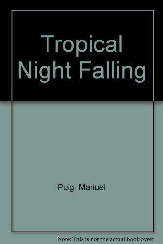 9780571141258: Tropical Night Falling