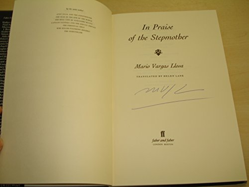 In Praise of the Stepmother-SIGNED BY THE: Vargas Llosa, Mario