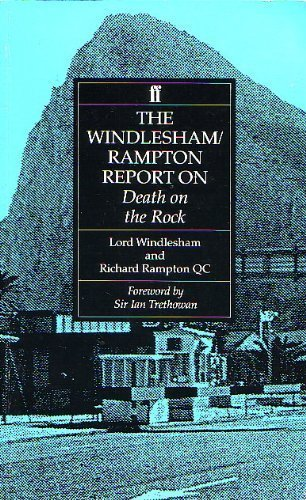 The Windlesham/Rampton Report on Death on the Rock