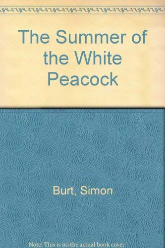 9780571142170: Summer of the White Peacock