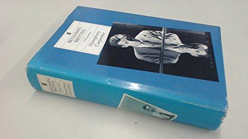 9780571143245: Benjamin Britten: A Biography