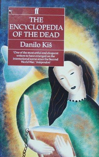 9780571143290: Encyclopaedia of the Dead