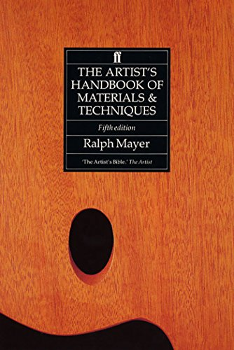 9780571143313: The Artist's Handbook of Materials and Techniques