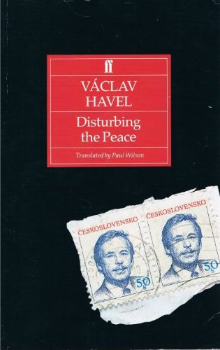9780571143627: Disturbing the Peace