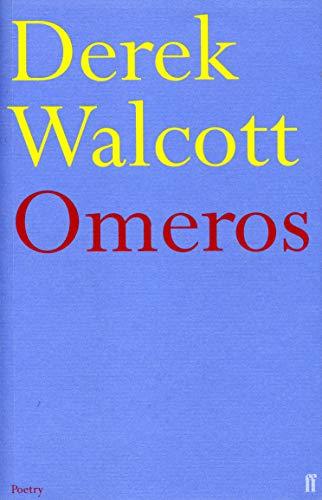Omeros-INSCRIBED FIRST EDITION: Walcott, Derek