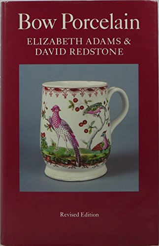 9780571144679: Bow Porcelain (FABER MONOGRAPHS ON POTTERY AND PORCELAIN)