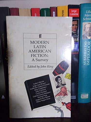 Modern Latin American Fiction: A Survey (First Edition)