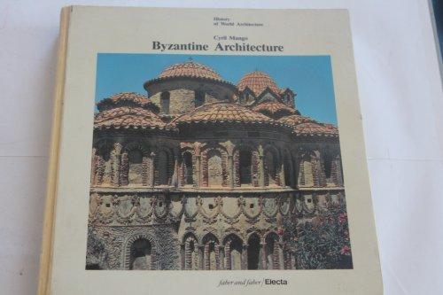 byzantine architecture by mango cyril a mango cyril abebooks