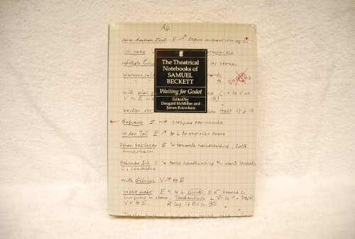 9780571145430: The Theatrical Notebooks of Samuel Beckett: Waiting for Godot v. 3