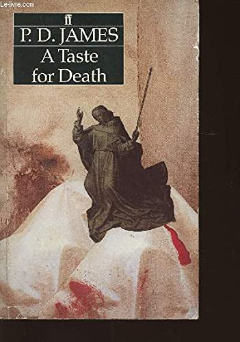 9780571145706: A Taste for Death