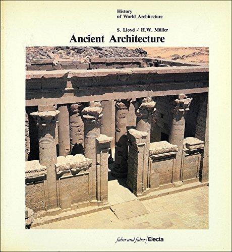 Ancient Architecture: S. Lloyd &