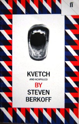 9780571145843: Kvetch