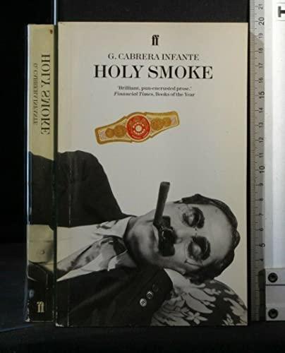 9780571145942: Holy Smoke