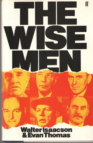 9780571146062: The Wise Men