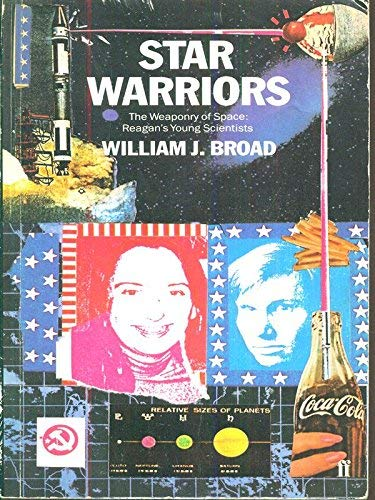 9780571146420: Star Warriors: The Weaponry of Space