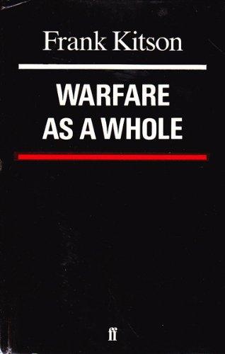 9780571146932: Warfare As a Whole