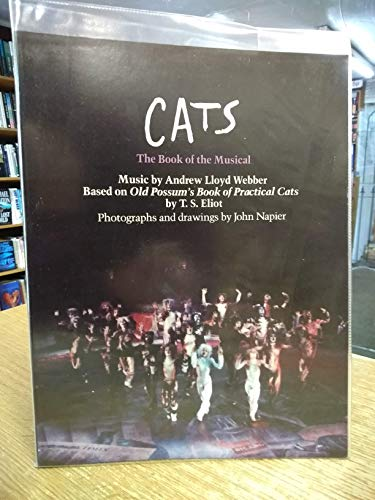 9780571147014: Cats: The Book of the Musical