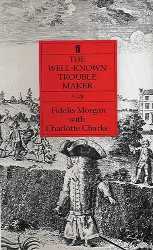The Well Known Trouble-Maker: Morgan Fidelis with Clarke Charlotte
