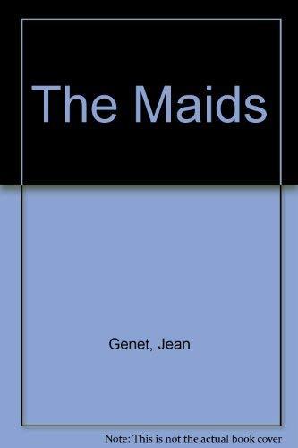 The Maids & Deathwatch: Jean Genet, Jean-Paul