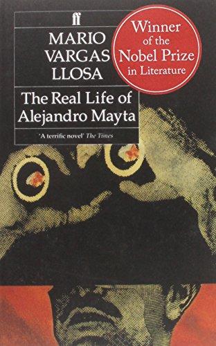 9780571149049: Real Life of Alejandro Mayta