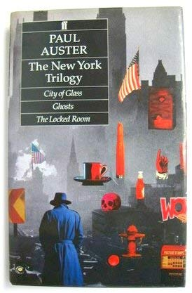 """The New York Trilogy: """"City of Glass"""",: Auster, Paul"""