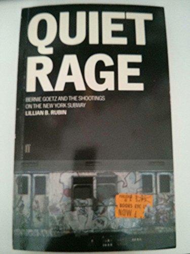 9780571149445: Quiet Rage
