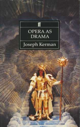 9780571149698: Opera As Drama. New And Revised Edition