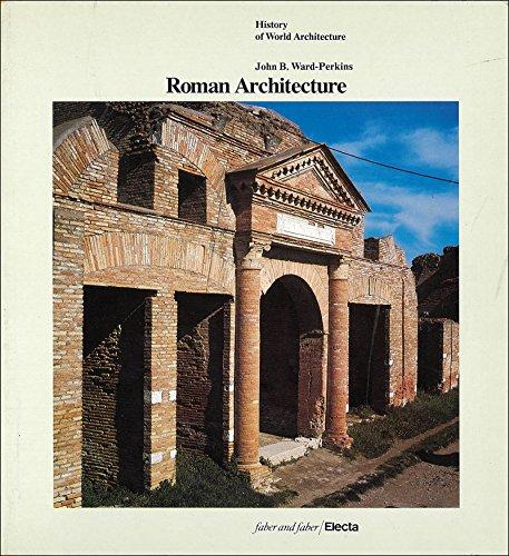 9780571150700: Roman Architecture (History of World Architecture)