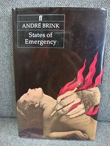 9780571151189: States of Emergency