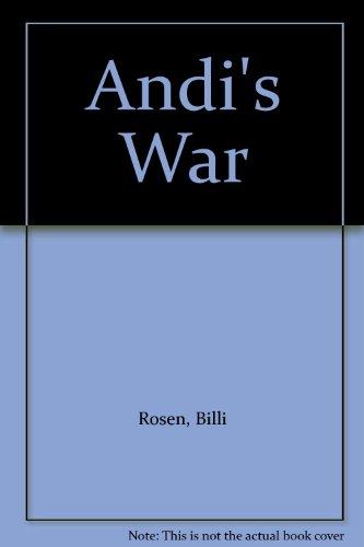 9780571151448: andi's war
