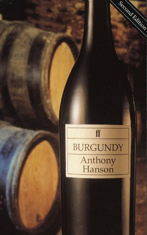 9780571151783: Burgundy (Classic Wine Library)