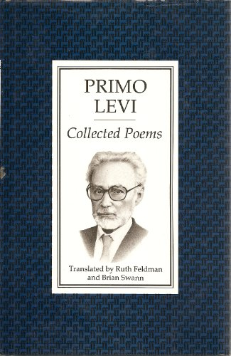 Collected Poems: Primo Levi