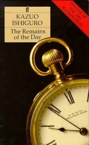 an overview of the kazuo ishiguros the remains of the day The remains of the day by kazuo ishiguro – a subtle masterpiece of quiet desperation kazuo ishiguro's booker-winning novel is a story of unspoken love for anyone who's ever held their true .