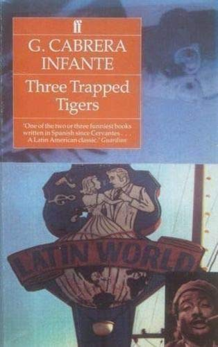9780571153701: Three Trapped Tigers