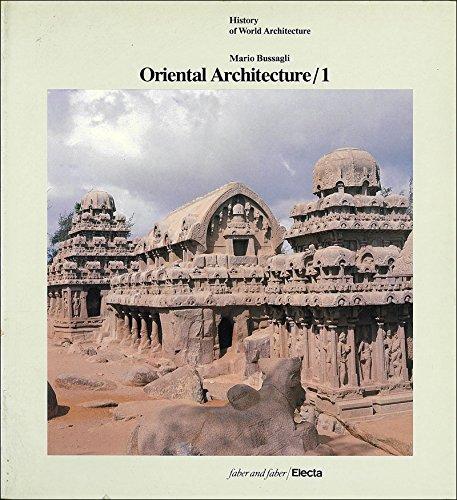 9780571153770: Oriental Architecture: v. 1 (History of World Architecture)