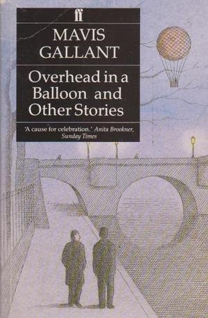9780571154098: Overhead In a Balloon and Other Stories