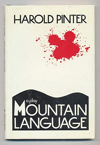 9780571154128: Mountain Language